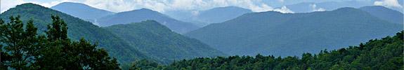blue ridge mountains in madison virginia