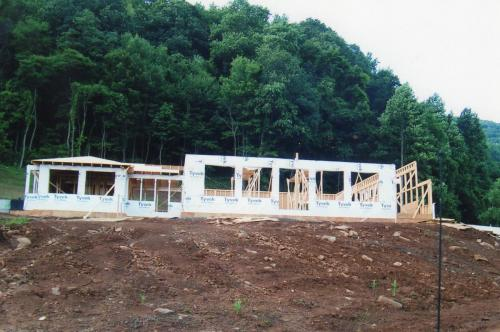 new home construction castlewood madison virginia