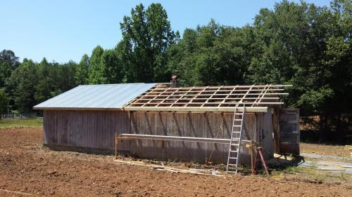 Barn Renovation - 201706